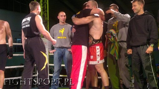 gala kickboxingu